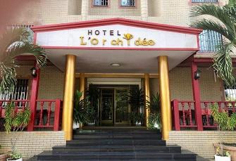 Hôtel L'Orchidée Sablière